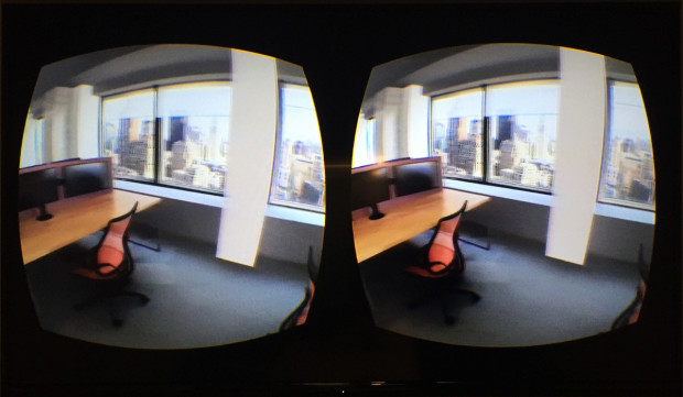 Virtual Reality View 2