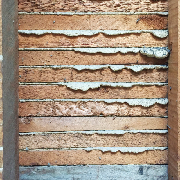 plaster on lath